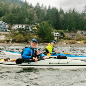 Two Kayak Guides