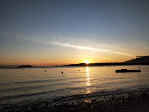 Tunstall Sunset