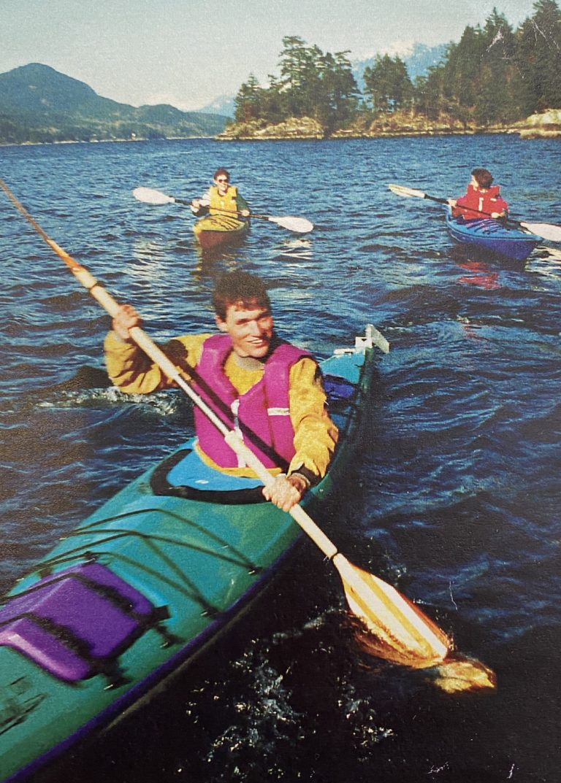 Classic Kayak Paddle