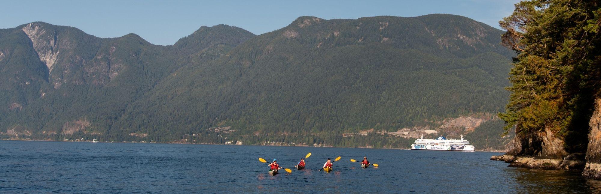 Átl'ka7tsem/Howe Sound UNESCO Biosphere Region