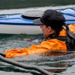 Capsize recovery lesson