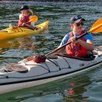 Group kayaking Lesson